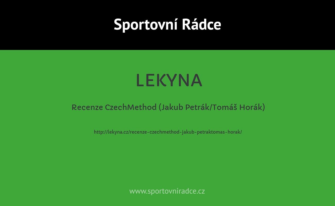 Recenze CzechMethod (Jakub Petrák/Tomáš Horák)