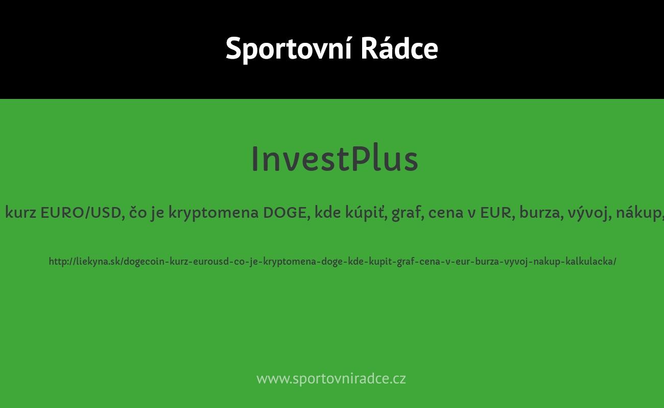 DOGECOIN kurz EURO/USD, čo je kryptomena DOGE, kde kúpiť, graf, cena v EUR, burza, vývoj, nákup, kalkulačka