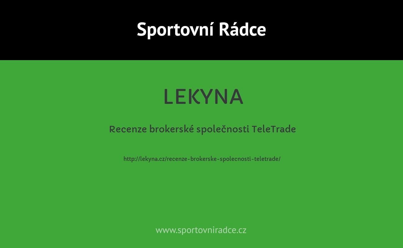 Recenze brokerské společnosti TeleTrade